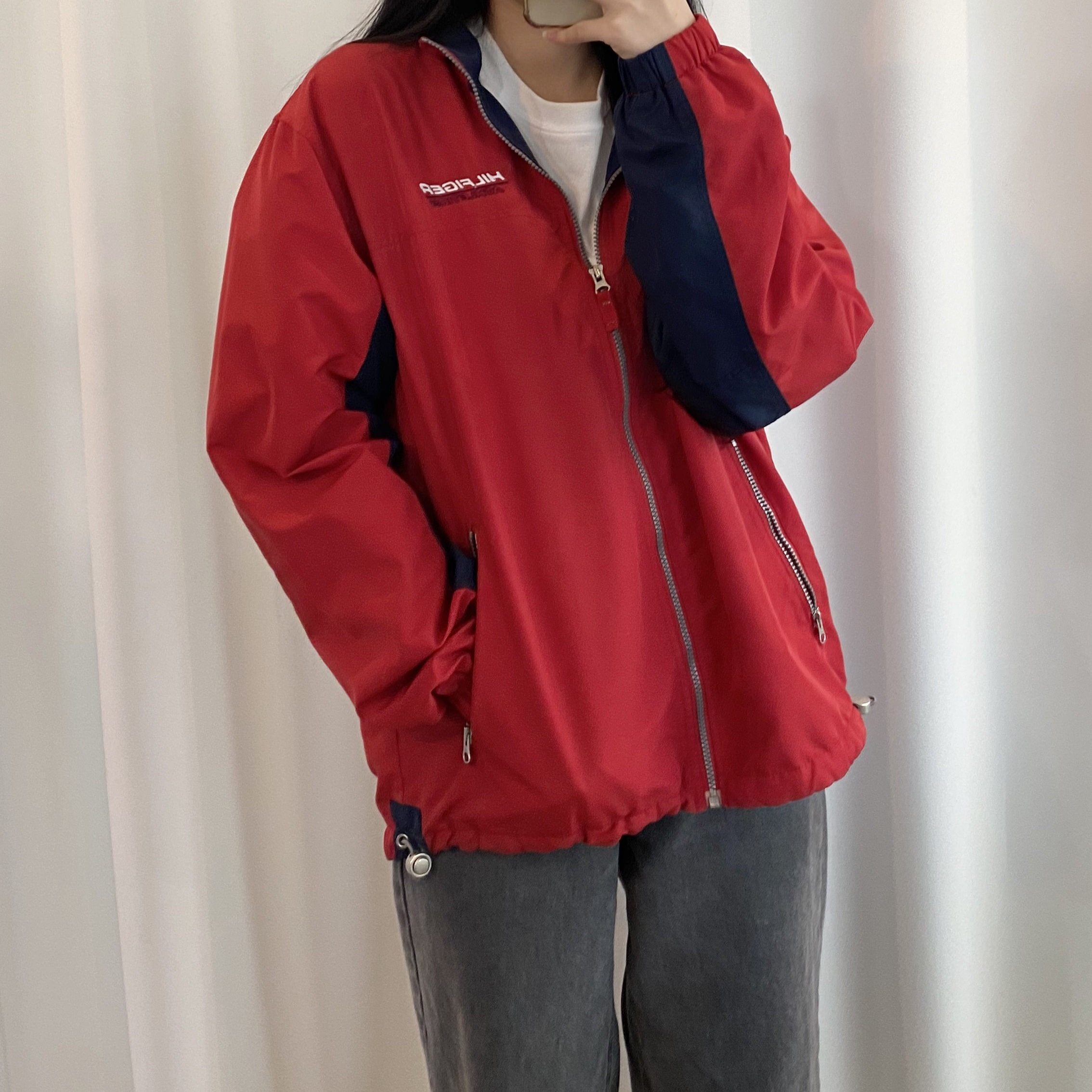 Tommy Windbreaker Jacket (A541)